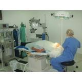 cirurgia para correção de graus na Bela Vista
