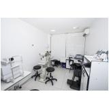 clínica cirúrgica oftalmológica Glicério