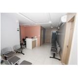 clínica de oftalmologia preço Pedreira
