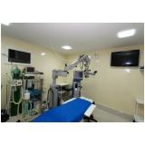clínica médica de oftalmologia especializada quanto custa Lapa