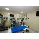 clínica médica oftalmológica preço Mooca