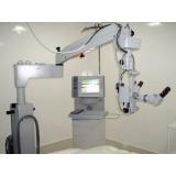 clínica oftalmológica preço Perus