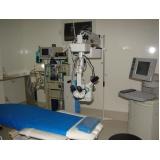 clínica oftalmológica quanto custa Parque São Lucas