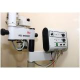 clínica médica de oftalmologia especializada
