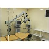 clínica oftalmológica no paraíso