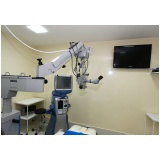 clínicas médicas de oftalmologia especializada Vila Curuçá