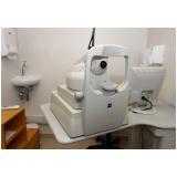 consulta oftalmológica