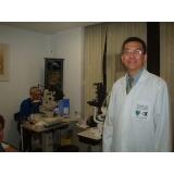 especialista em cirurgia oftalmológica