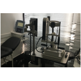 exame oftalmológico preço Glicério