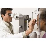 oftalmologista para cirurgia de pterígio São Domingos