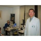 oftalmologista especialista em retina