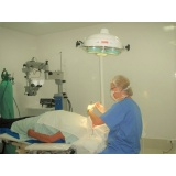 oftalmologistas para cirurgia de miopia Santo Amaro