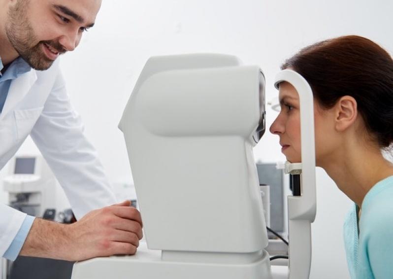 Tonometria de Aplanação Quanto Custa Glicério - Exame de Ceratoscopia